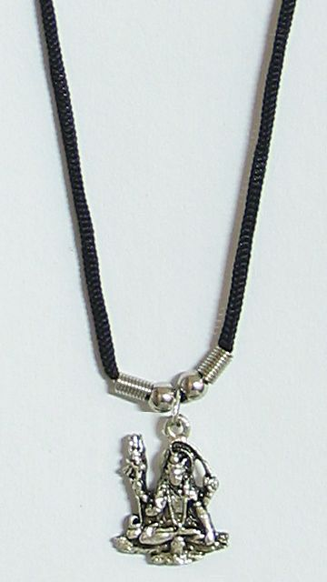 Shiva pendant with black cord shiva pendant with black cord click to expand mozeypictures Choice Image