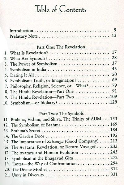 The Hindu Way Of Awakening Its Revelation Its Symbols