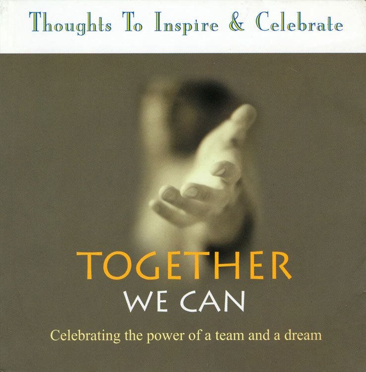 Power Of A Power : Together we can celebrating the power of a team and dream