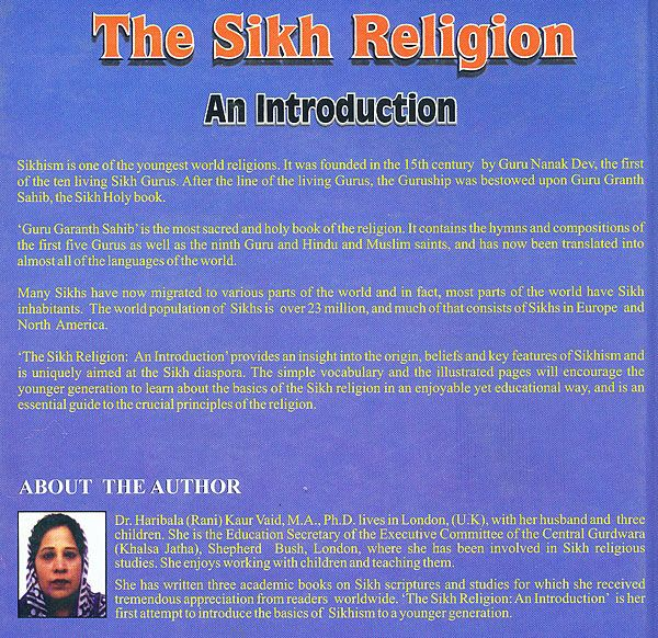 an introduction to the sikh religion Introduction western australia is a multi-ethnic, multi-religious and multicultural  society religious freedom and mutual respect for all religions are integral parts.
