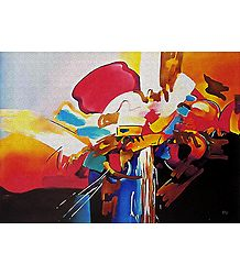 Buy Abstract Poster