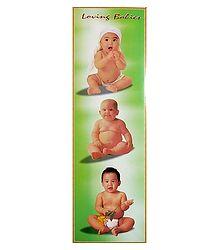 Loving Babies - Poster