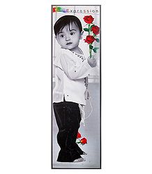 Cute Expression - Baby Poster