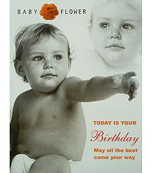 Innocent Soul - Baby Poster