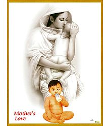 Mother's Love - Poster