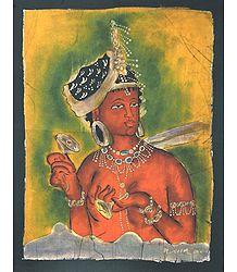Ajanta Bodhisattva