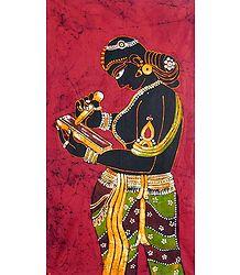 Ajanta Batik Painting