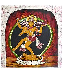 Buy Hindu Batik Art