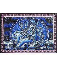 Ganapati Batik Print - Shop Online