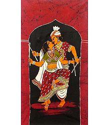 Dandiya Raas: Folk Dance from Gujarat