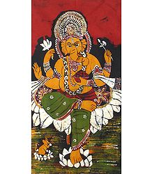 Ganesha - Son of Lord Shiva and Goddess Parvati