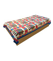 Shop Online Printed Cotton Single Bedspread