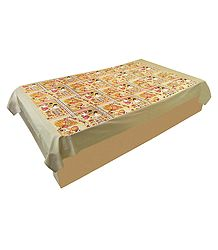 Shop Online Colorful Cotton Single Bedspread