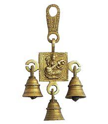 Saraswati Hanging Bell