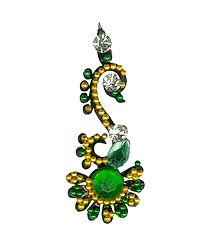 Green Swan Bindi