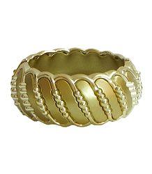 Acrylic Hinged Bracelet