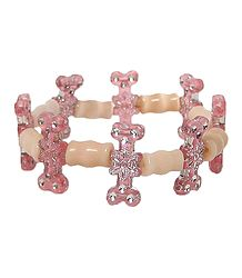 Buy Acrylic Bead Stretch Bracelet