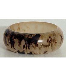 Lacquered Wooden Bracelet