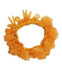 Saffron Stretch Bracelet