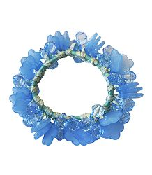 Light Blue Stretch Bracelet