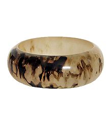 Lacquered Wooden Bracelet