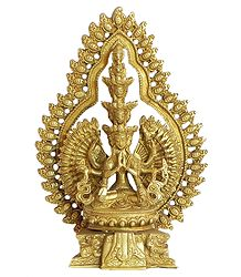Shop Online Brass Statue of Avalokiteshvara