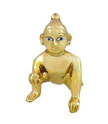 Brass Bal Gopal - Online Shop