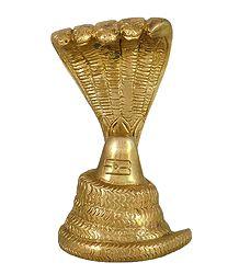 Brass Shiva Linga