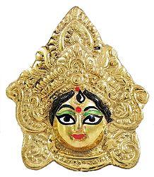 Durga Face - Wall Hanging