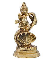 Shop Online Brass Krishna