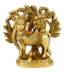 Shop Online Brass Kamadhenu