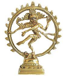Lord Shiva Dancing Tandava