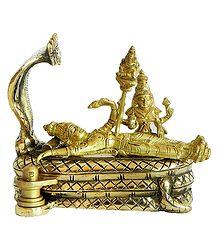 Padmanaveshwar - Anantashayan Vishnu