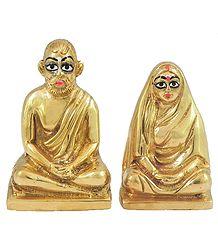 Ramakrishna and Sarada Ma