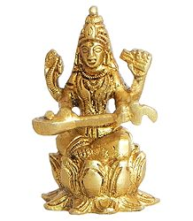 Saraswati - Goddess of Knowledge