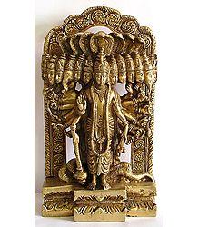 Universal Form (Vishvarupa) of Lord Vishnu - Virat Roop