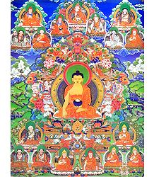 Buddhas of Three Times