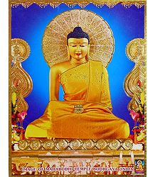 Life of Lord Buddha Poster