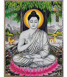 Buy Lord Buddha Poster