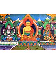 Buy Buddhist Poster
