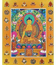 Buy Medicine Buddha Poster