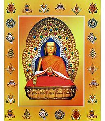 Buy Buddha Poster