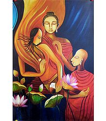 Amrapali Finds Peace in Buddha