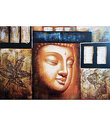 Lord Buddha - Poster