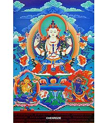 Shop Online Thangka Poster