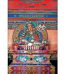 Guru Padmasambhava - Photographic Print