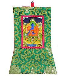 Akshobhya - The Second of the Transcendental Buddhas