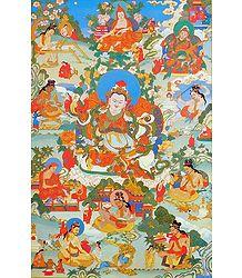 Guru Blo-Idan m Chig-sred - Poster
