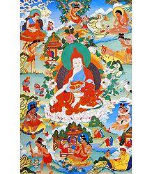 Guru Padmasambhava - Poster