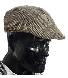 Buy Online Gents Woolen Flat Cap